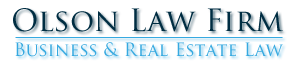 Olson Law Firm Header Logo